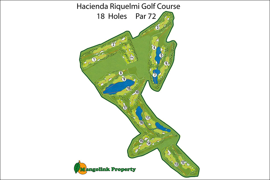 Hauger Golf club