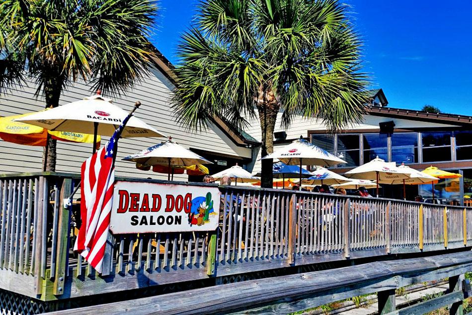 The Dead Dog Saloon in South Carolina