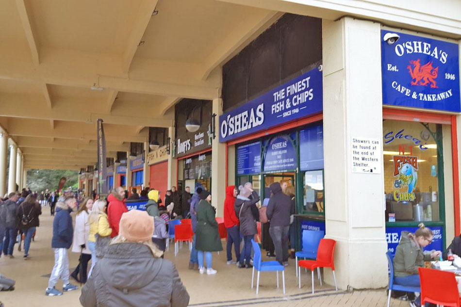 Osheas Cafe