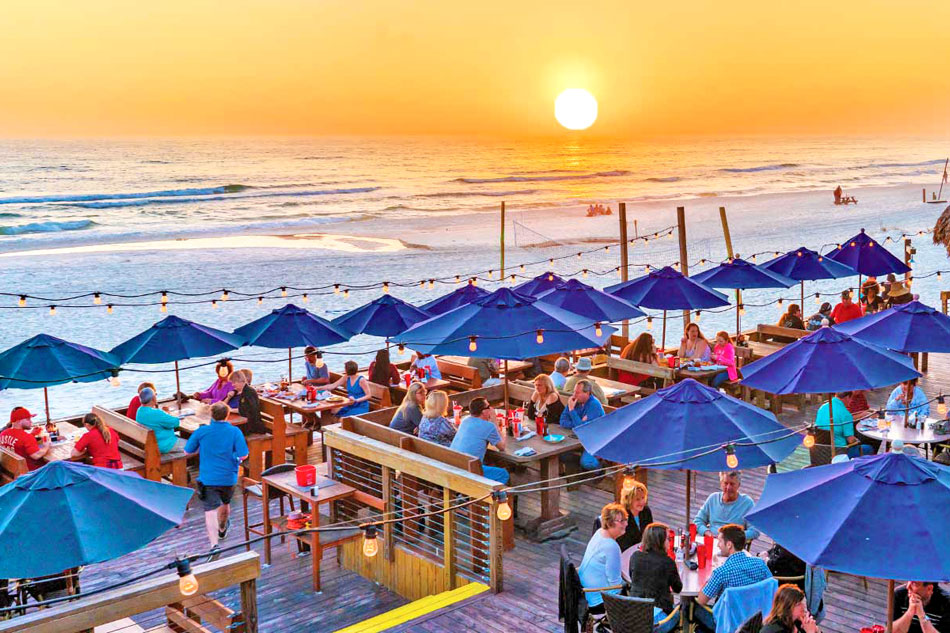 Sharkys Beachfront Restaurant