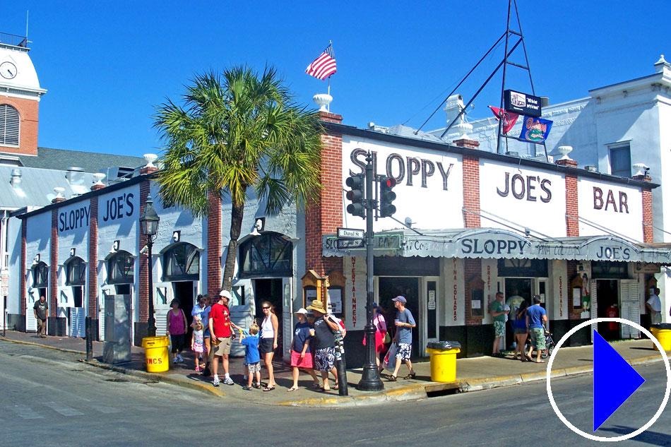 Sloppy Joes Webcam