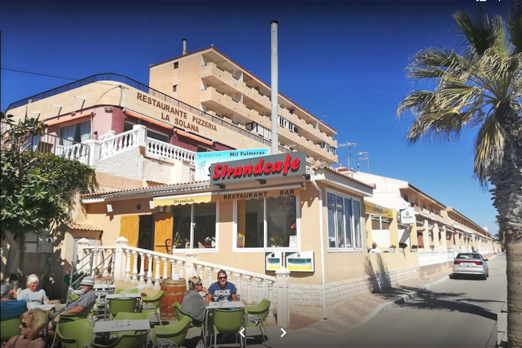 Strand Cafe