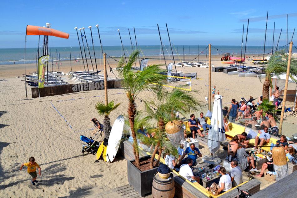 Anemos Beach Club - Belgium