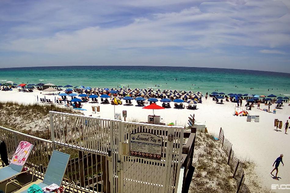 leeward key beach in florida