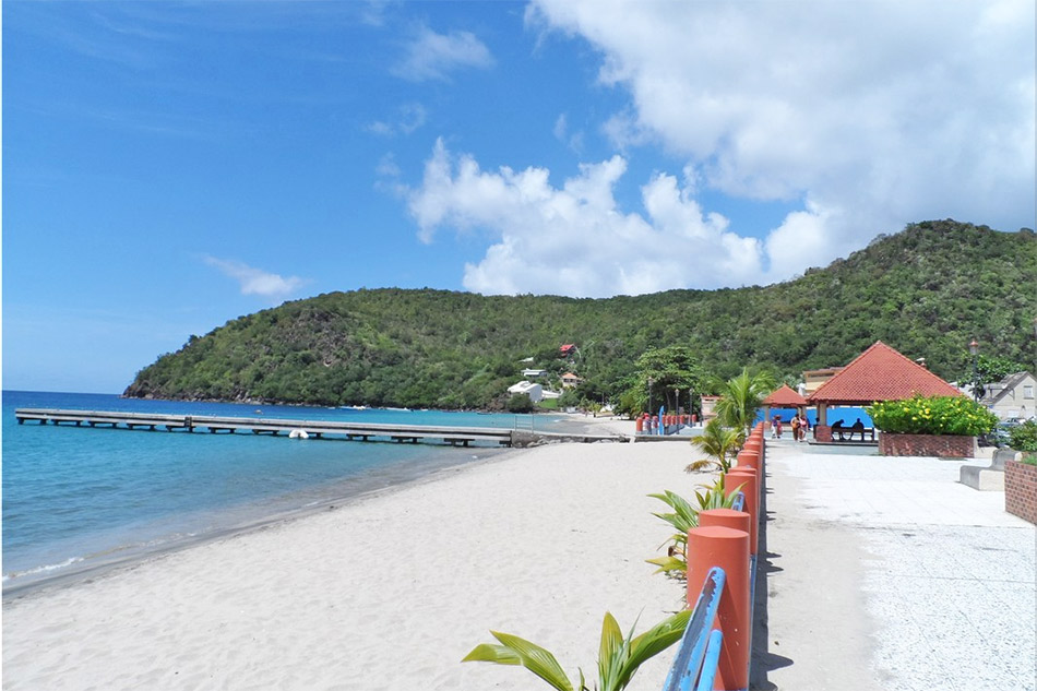 Les Anses-d'Arlet Beach