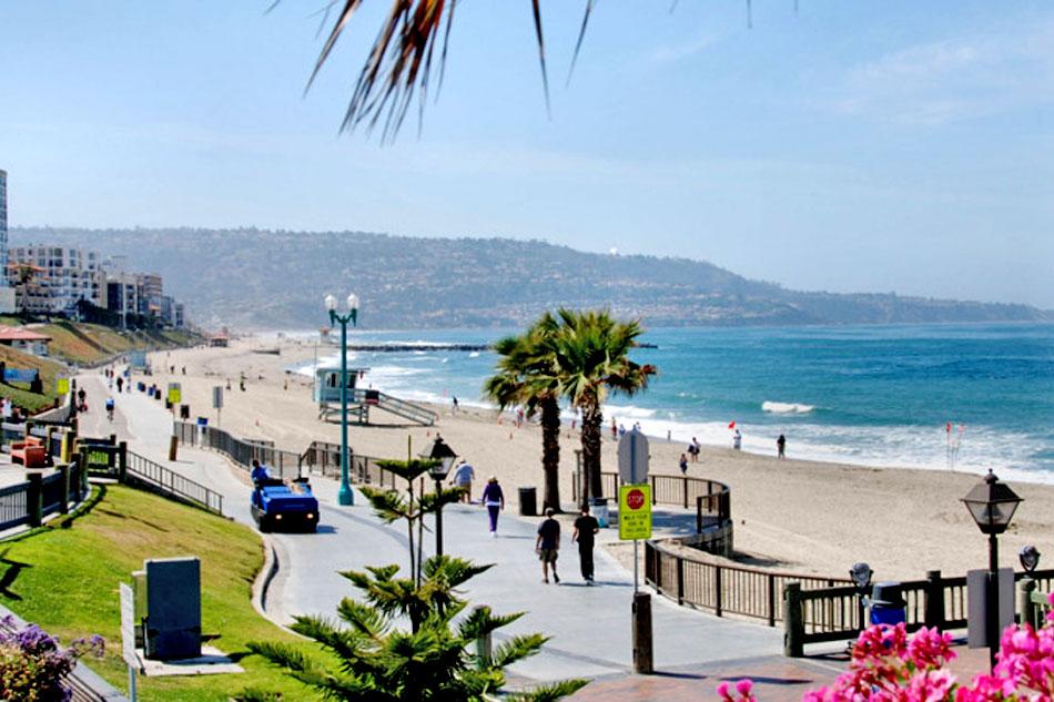 redondo beach pier webcam
