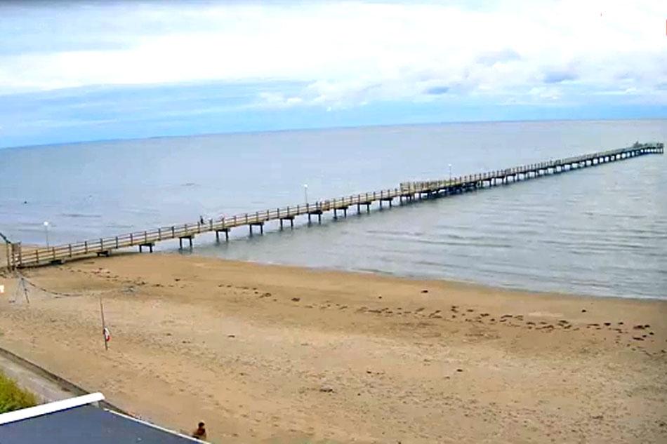 Skrea Beach webcam