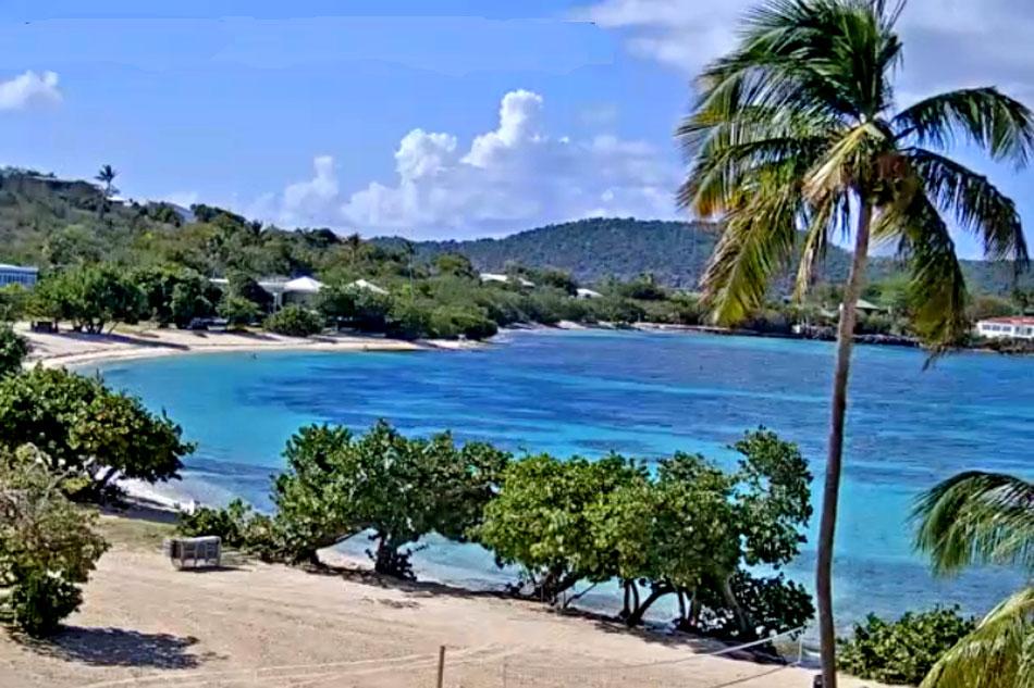 Saphire Beach at St.Thomas