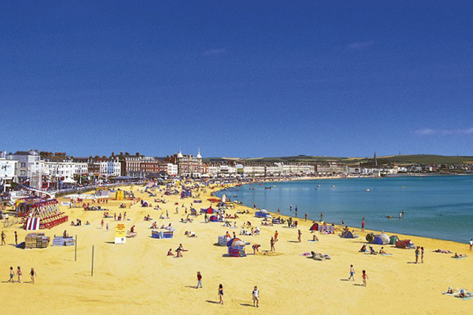 weymouth beach webcam