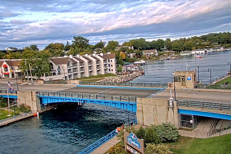 Charlevoix Bridge - Michigan