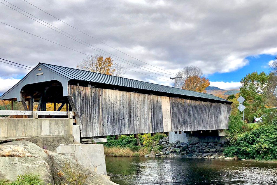 Covered Bridge - Vermont