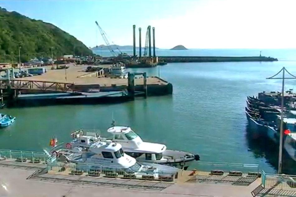 Beigan Baisha Harbour