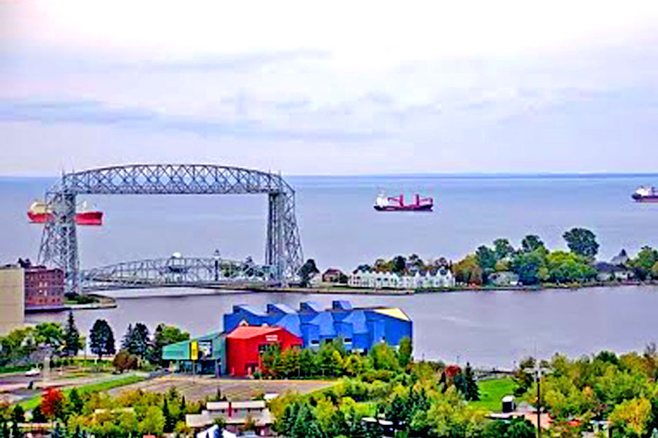 Duluth Harbour