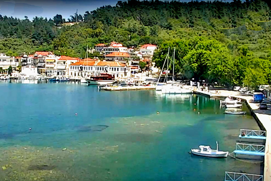 Limenas Harbour