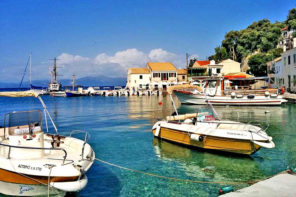 Loggos Harbour Webcam