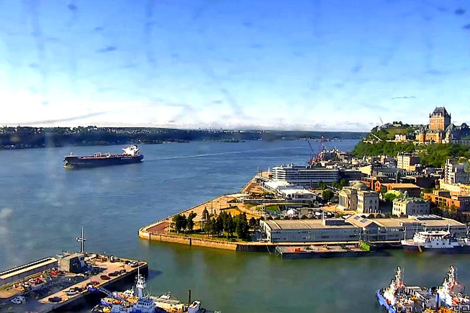 port of quebec