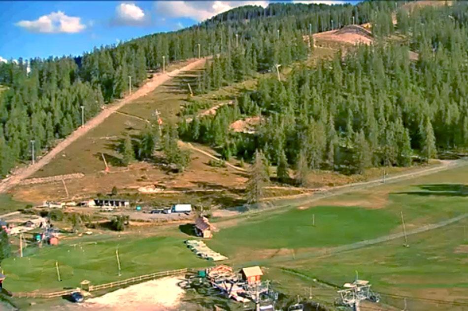 Auron ski Slope