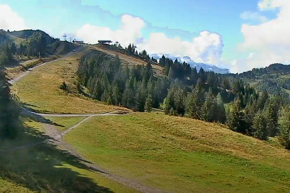 Chavannes - mountain bike trails
