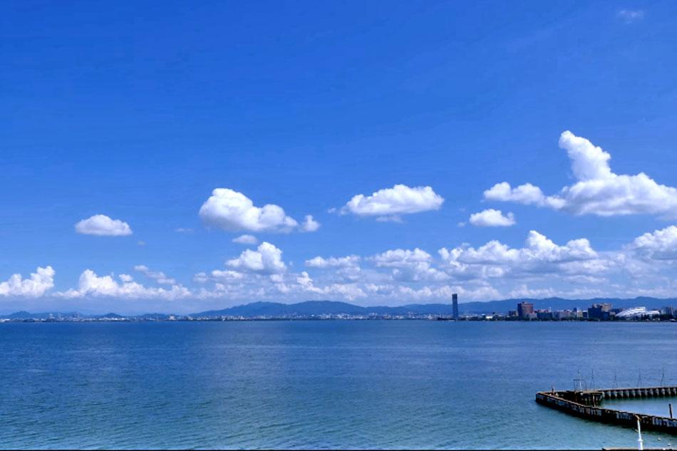 Lake Biwa - Japan