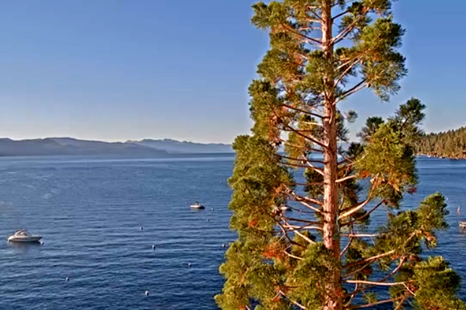Crystal Bay Cove Webcam