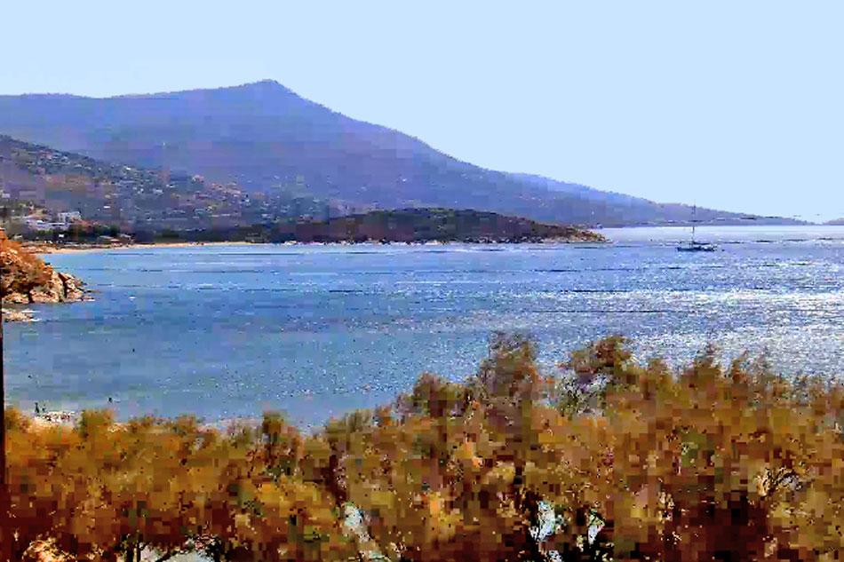 Liopessi Beach, Andros, Greece