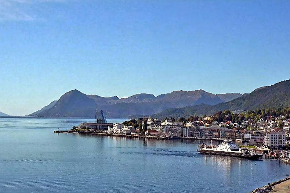Webcam in Molde - Norway