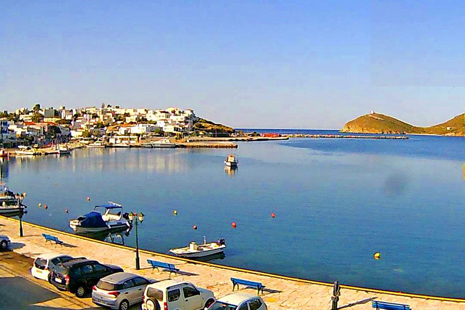 Port of Gavrio - Greece