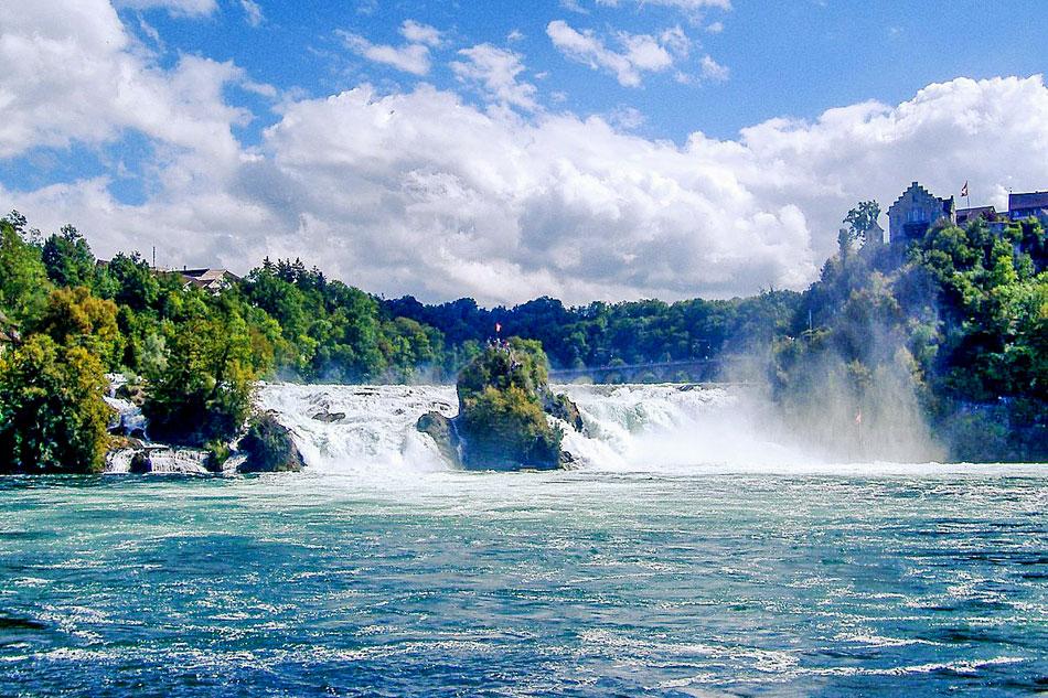 Rhine Falls - Switzerland