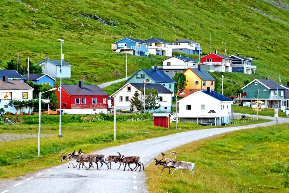 Skarsvag Village - Norway