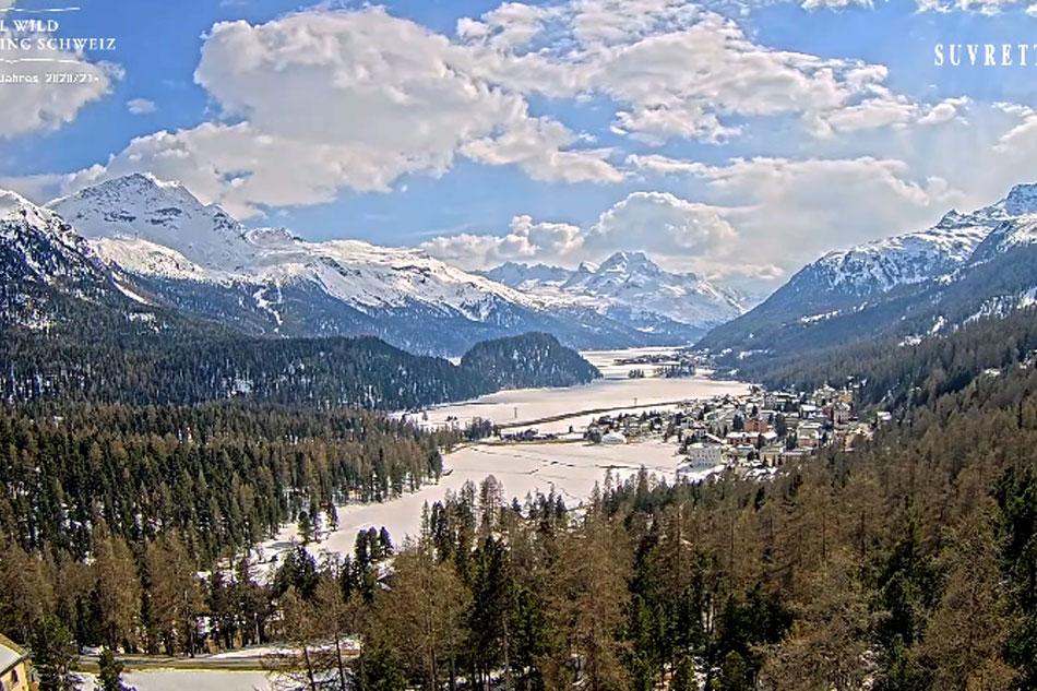 st.moritz - Switzerland