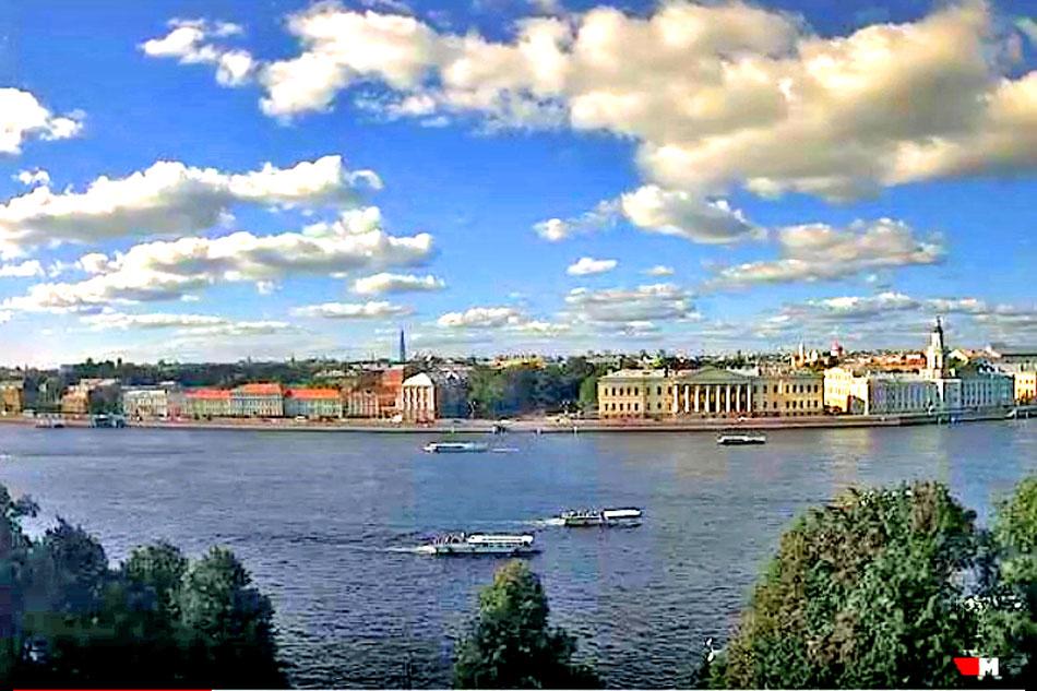 Neva River, St Petersburg