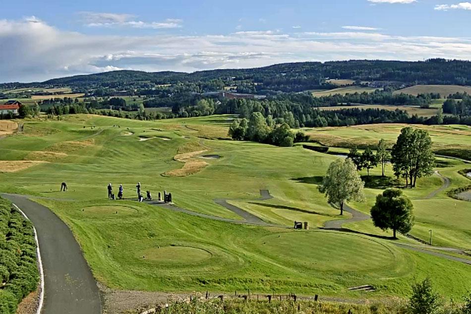 Hauger Golf club