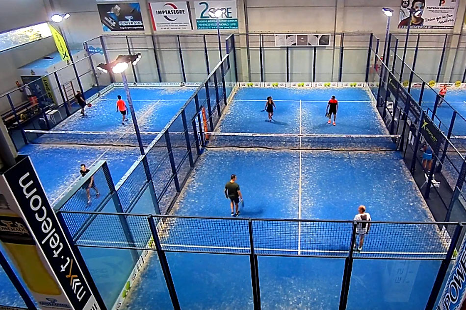 Padel Courts