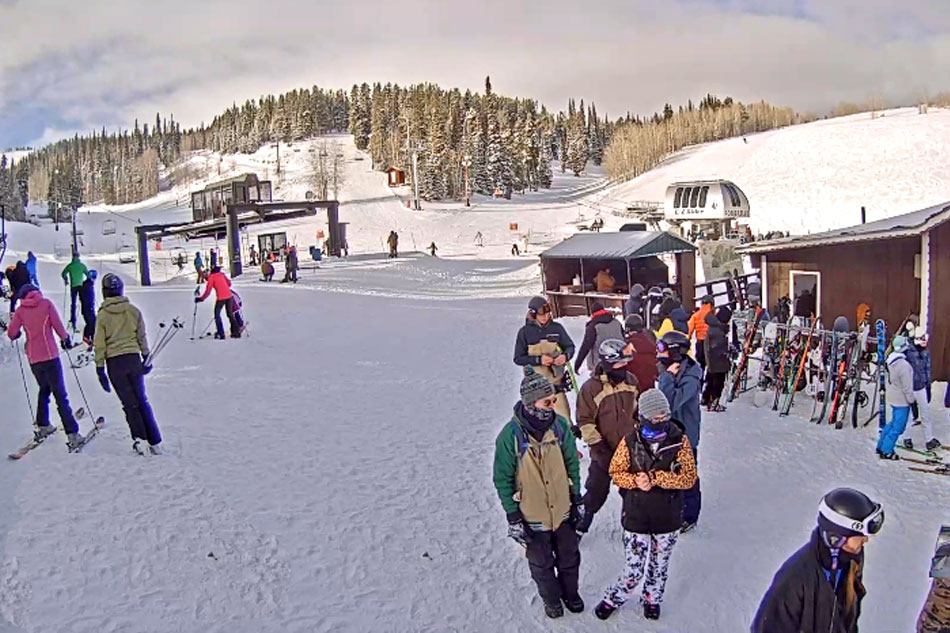 Pomerelle Mountain Ski Resort