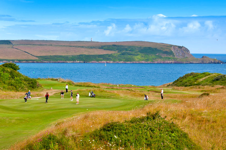 St Enodoc Golf Course