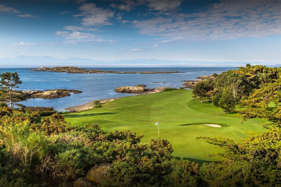 Victoria Golf Course - British Columbia