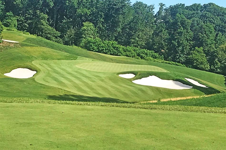 Washington Golf course - Virginia