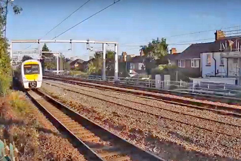 barking rail station