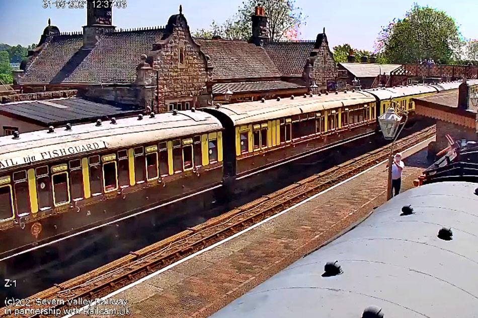 bridgnorth train station
