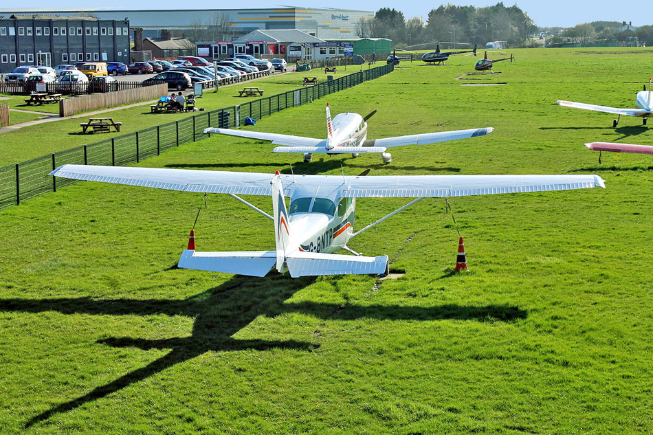 City Airport - Manchester
