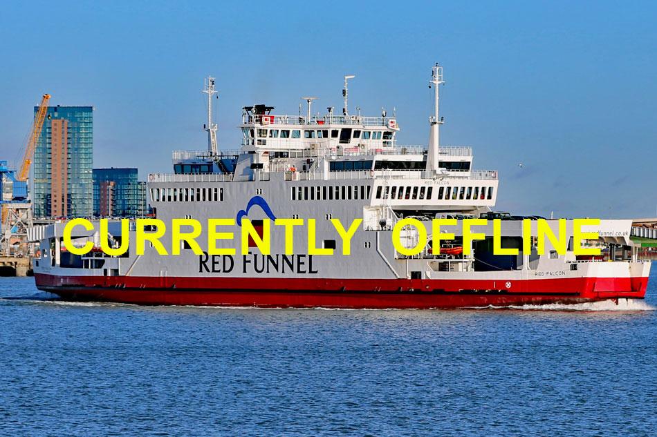 southampton ferry crossing
