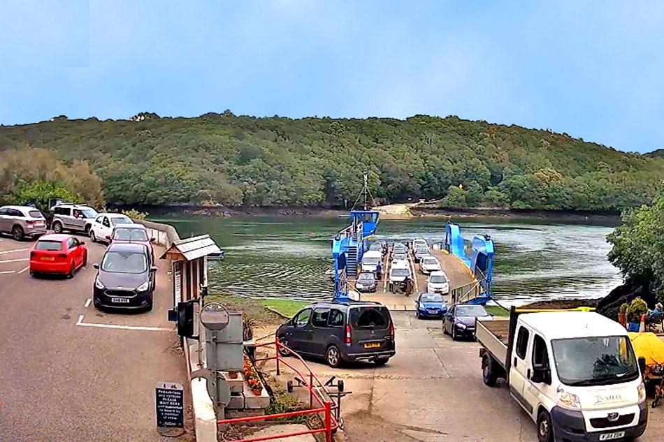 king harry ferry