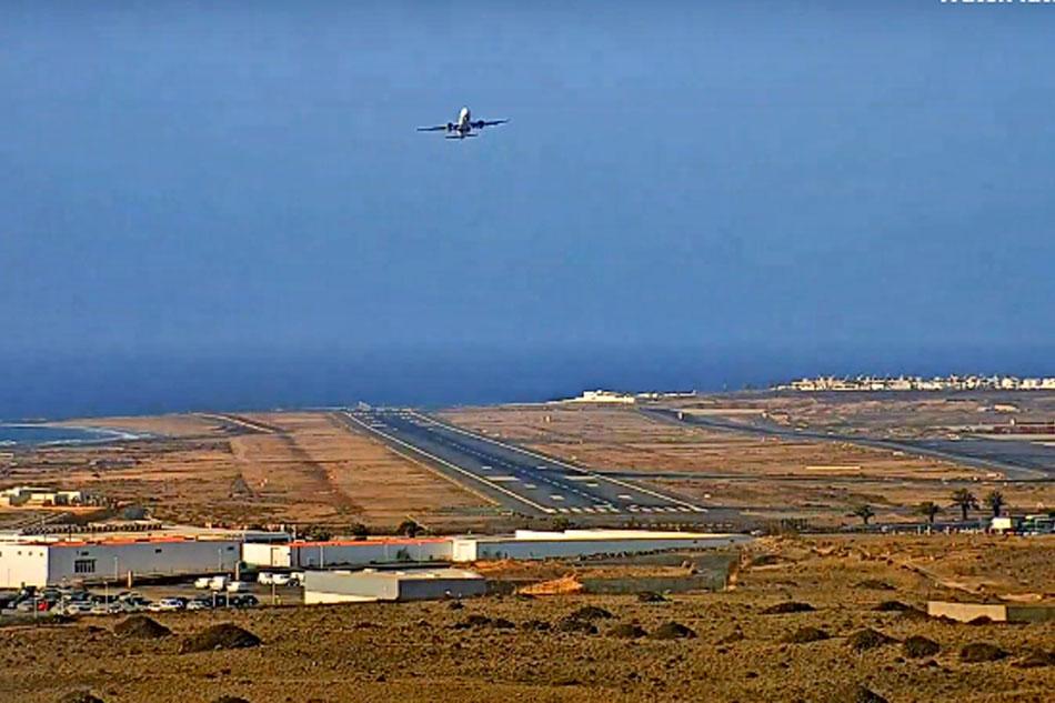 Lanzarote Airport, Las Palmas