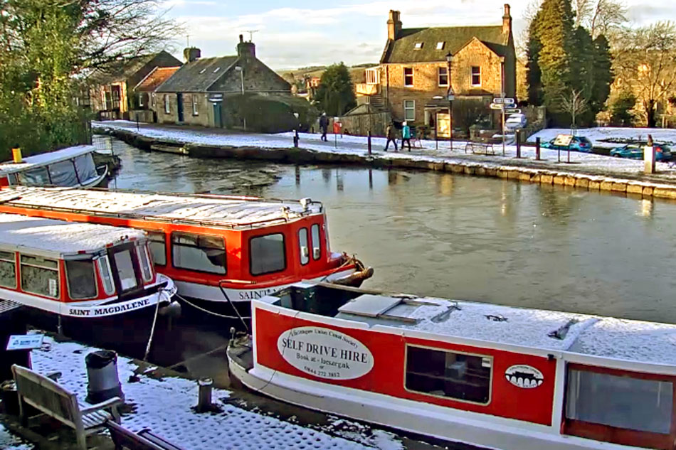 linlithgow canal webcam