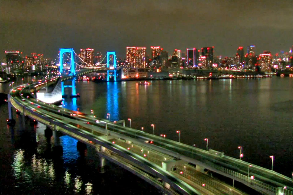Rainbow Bridge - Tokyo