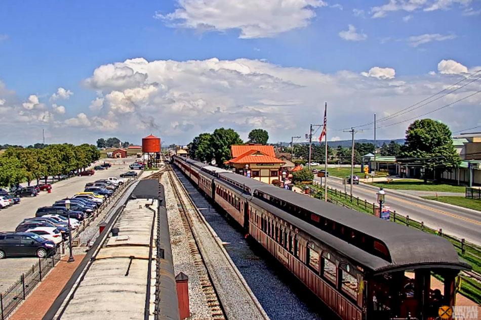 Strasbuurg Railroad Station