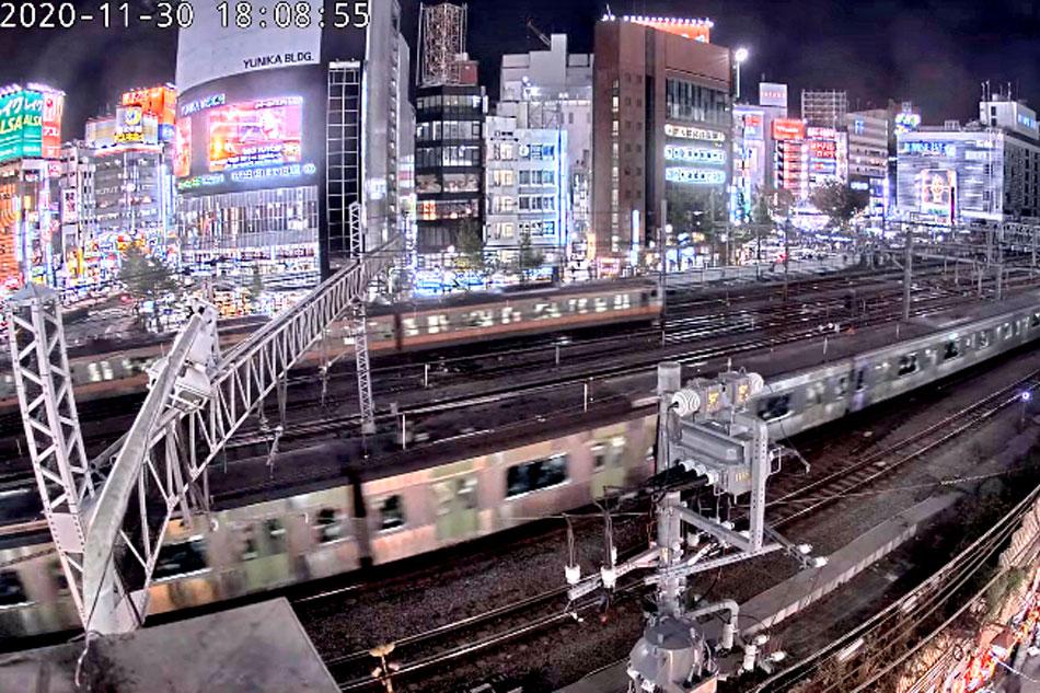shinjuku train line