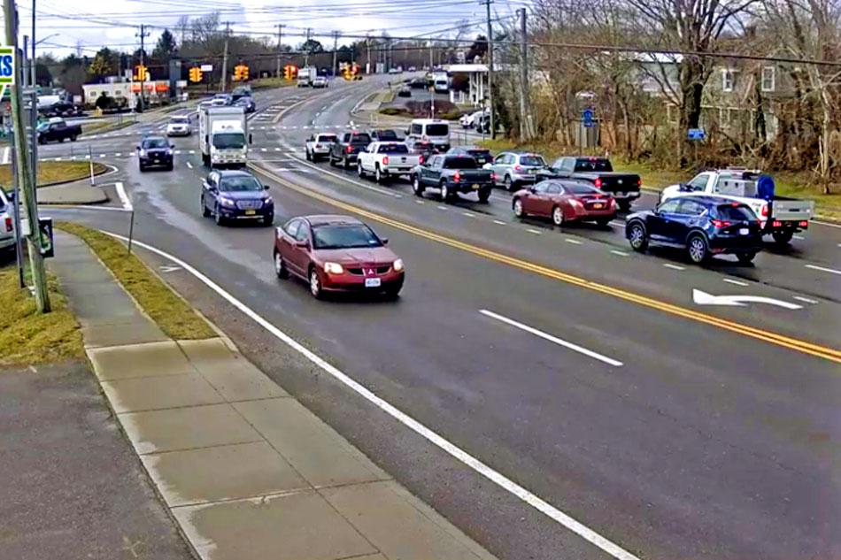 traffic webcam in southampton