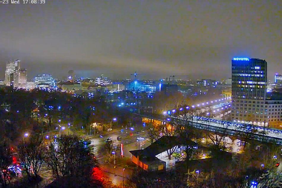webcam in berlin