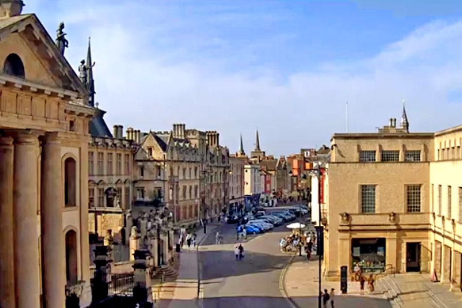 broad street oxford uk